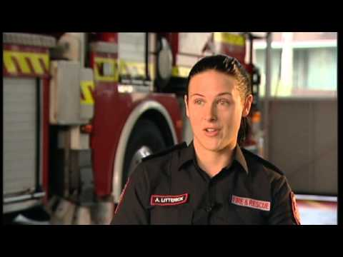 "Female Firefighter Recruitment - ""Girls on fire"" (Full video)"