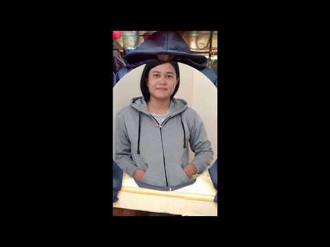Jaket Polos Fleece Taiwan