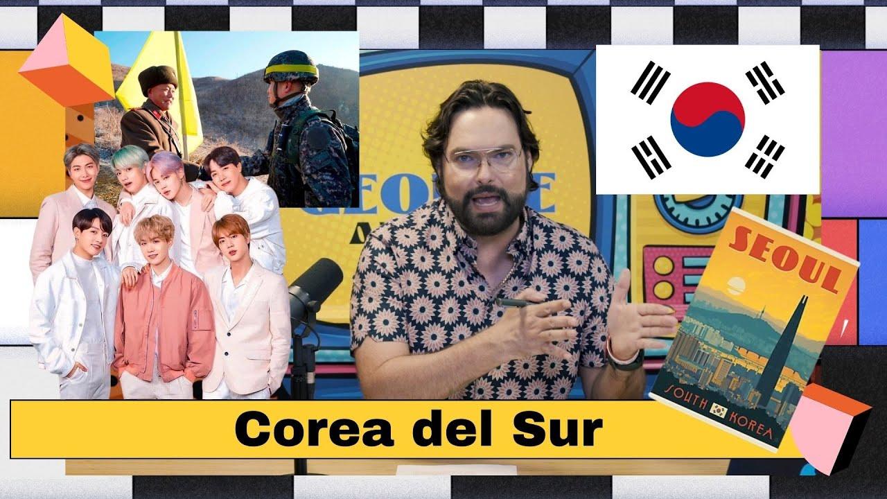 George al Aire Ep 58 Parte 01 -  Corea del Sur