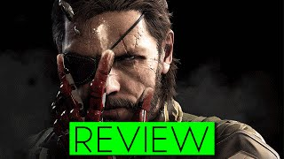 Download Metal Gear Solid V The Phantom Pain Review e Análise
