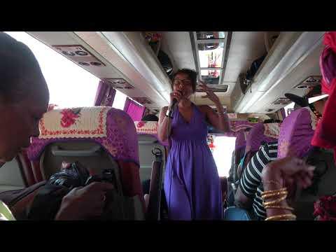 Jennifer Shares a Soldier's Story - Ghana, Togo & Benin Roots Tour Nov 2017