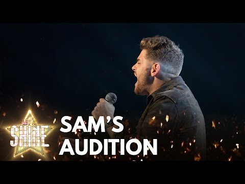Sam Glen performs 'Torn' by Natalie Imbruglia - Let It Shine - BBC One