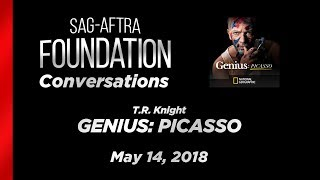 Conversations with T. R. Knight of GENIUS: PICASSO