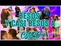 CNCO BESOS ROBADOS Y CASI BESOS (VER HASTA EL FINAL) 2017