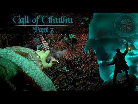 Какой-то ужас! (Call of Cthulhu 2018) #3