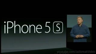 Презентация iPhone 5C и iPhone 5S Вольный перевод
