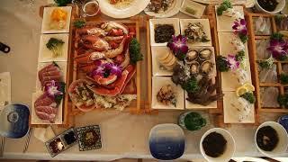 산해횟집  제철 음식