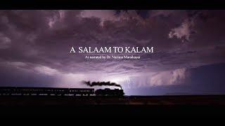 a tribute to president abdul kalam a salaam to kalam the short film