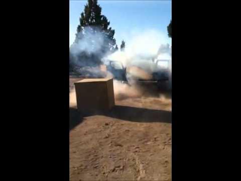Explosive Artillery Simulator