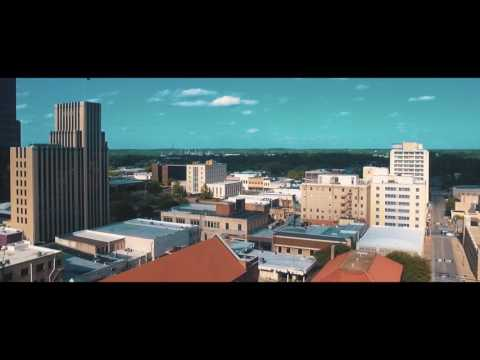 Tyler, Texas From Above