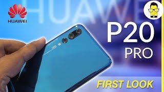 Huawei P20 Pro first look and hands-on: smartphone camera reimagined, recreated, redefined