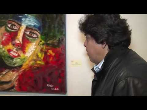 Entrega de Doctorado Honoris Causa al Artista plástico Byron Salas