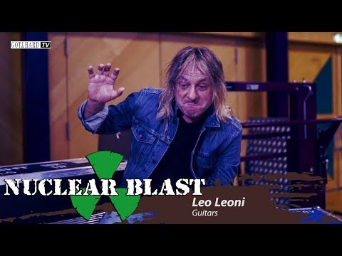 GOTTHARD - Leo About 'Defrosted 2' (OFFICIAL TRAILER #8)