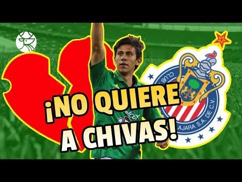 ¡CONTUNDENTE! | JJ Macías no piensa volver a Chivas