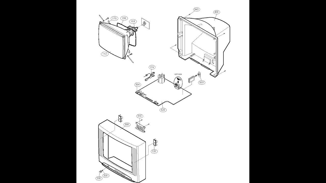 инструкция на телевизор mitsubishi ct