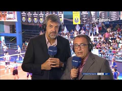 Liga Argentina  Personal Bolívar 3 1 UPCN l #VoleyEnTyCSports