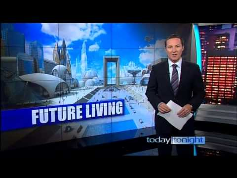 The Future of our Cities | McCrindle Research | Mark McCrindle | Today Tonight [MEDIA]