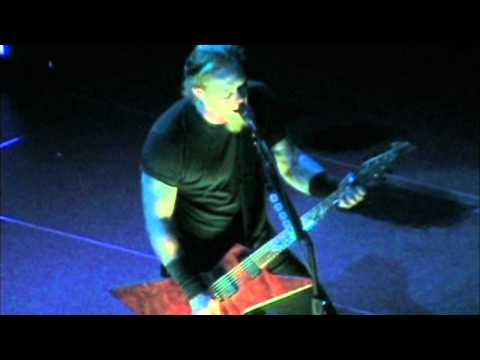 Metallica - Until It Sleeps (HD) [2008.10.21] Glendale, AZ, USA