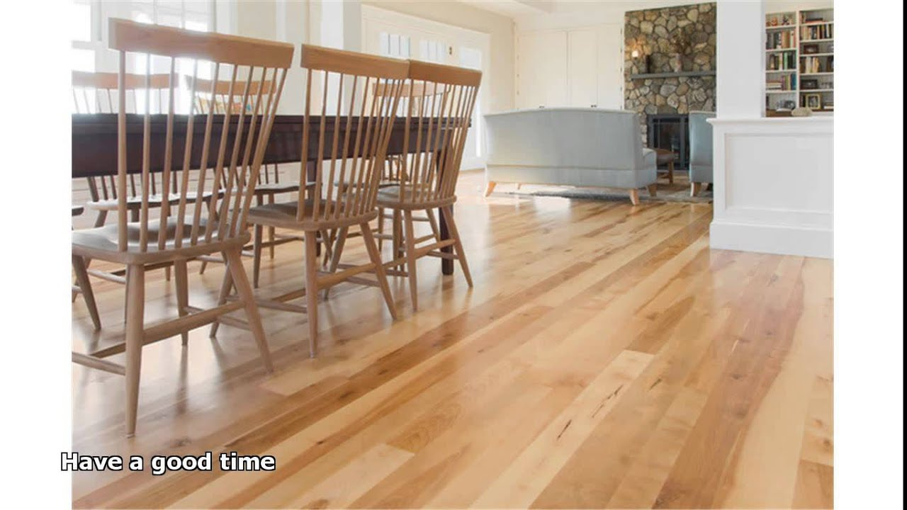Birch Hardwood Flooring