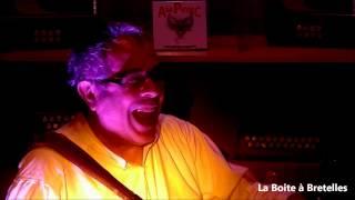 """Concert dégustation """"Dans la Boite""""  Alain Pennec  6 Mars 2014"""