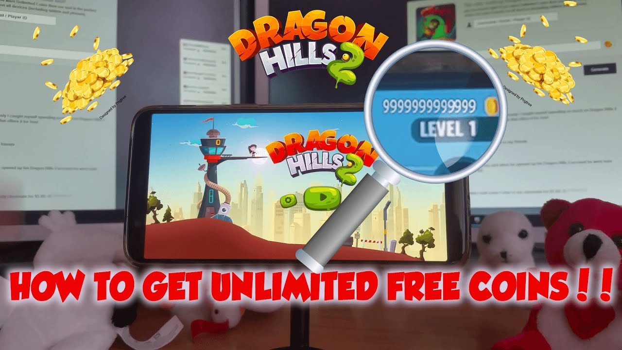 Dragon Hills 2 Hack 2019 – How To Get Free Credits in Dragon Hills 2 – iOS, Android