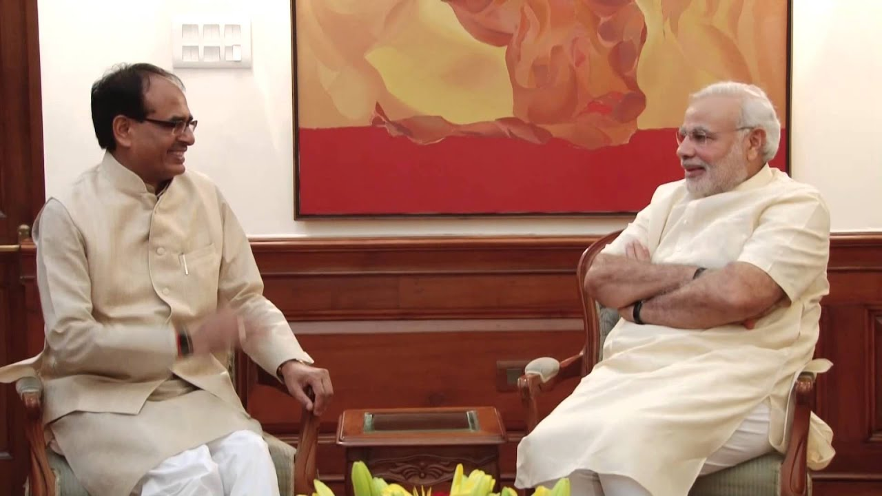 Bhopal/Indore News: मध्य प्रदेश में मंत्रिमंडल विस्तार की सुगबुगाहट के बीच प्रधानमंत्री से मिले चौहान – chauhan meets prime minister amidst the buzz of cabinet expansion in madhya pradesh