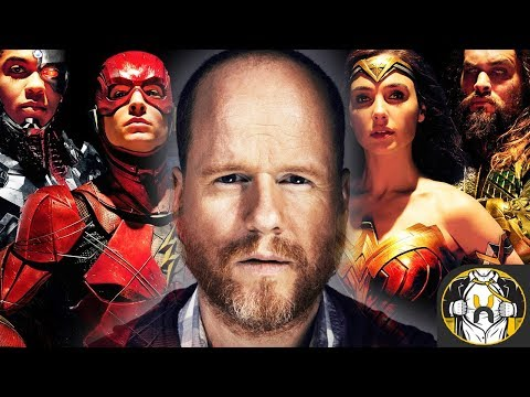 The Gift and Curse of Joss Whedon Being on Justice League (2017)