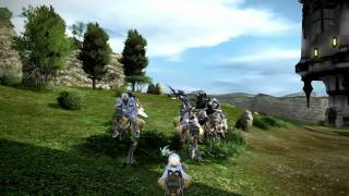 FINAL FANTASY XIV: A Realm Reborn - A New Adventure