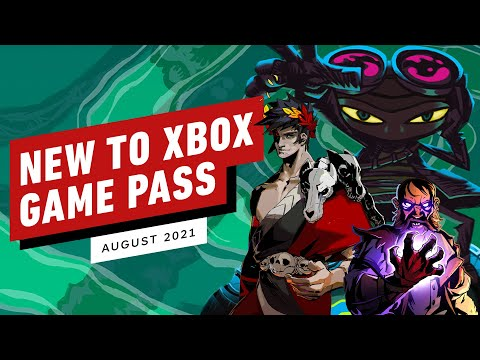 New to Xbox Game Pass for August 2021