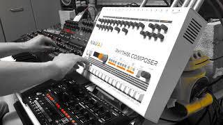 DSI Prophet 6 NAVA Avalon Bassline TIMELINE SPACE Detroit Techno