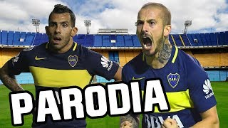Canción Boca Campeón 2017 (Parodia Anuel - Sola (Remix) ft Farruko Daddy Yankee Wisin Zion y Lennox)