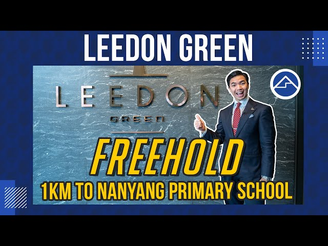 Leedon Green [Freehold in D10, 1km to Nanyang Primary School] | BlkBuster Ep11
