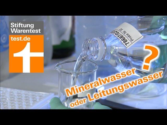 stiftung warentest mineralwasser - 640×480