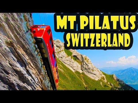 Mt Pilatus Switzerland - Golden Round Trip Travel Guide