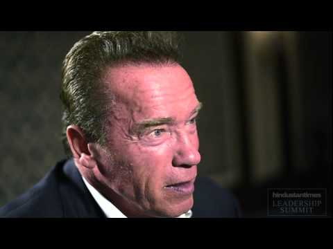 Arnold Schwarzenegger: How to Achieve Success