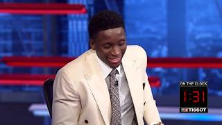 Inside The NBA: Victor Oladipo on Playing Against Steph Curry