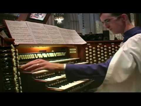 July 23, 2017: Sunday Worship Service at Washington National Cathedral