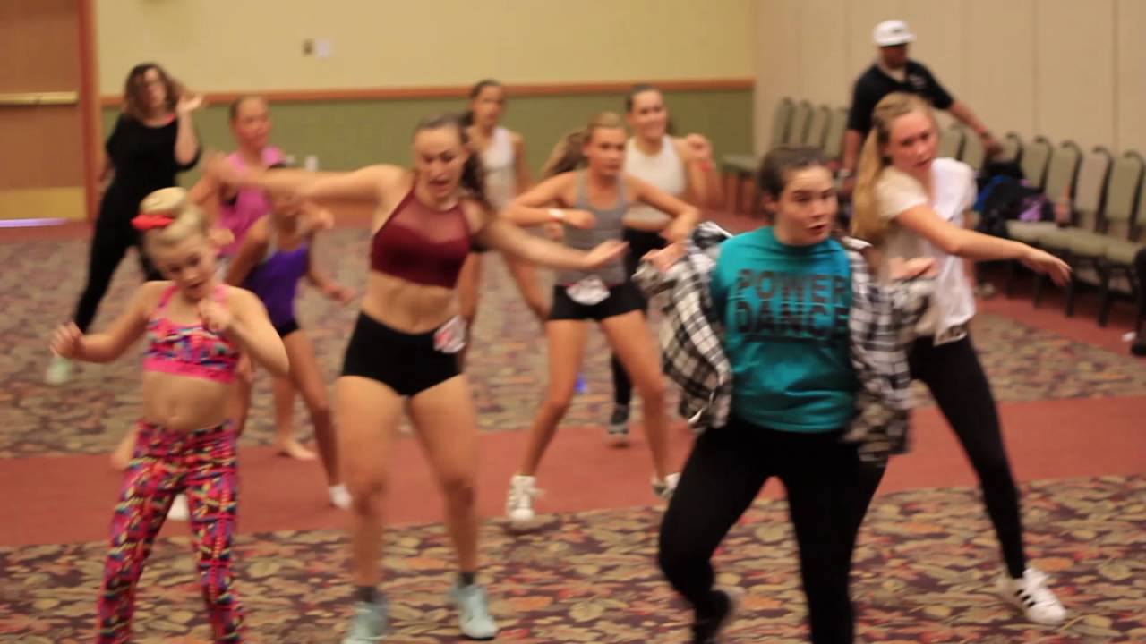Power Dance Convention recap video Mason Ohio