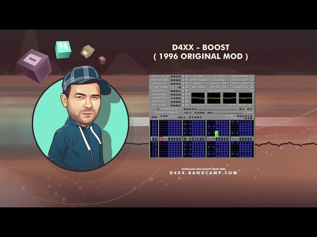 D4XX - Boost (Original Mod 1996)