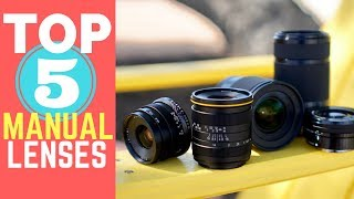 My Top 5 Manual Lenses for the Sony A6000