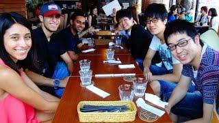 Texans Tour Japan! Day 1 | Shinjuku, Asakusa, Kaminarimon, and Tokyo Sky Tree