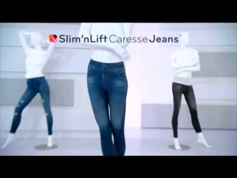 Slim jeggings interspar