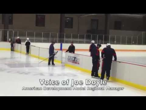 Revolutionized Cross-Ice Boards - USA Hockey ADM