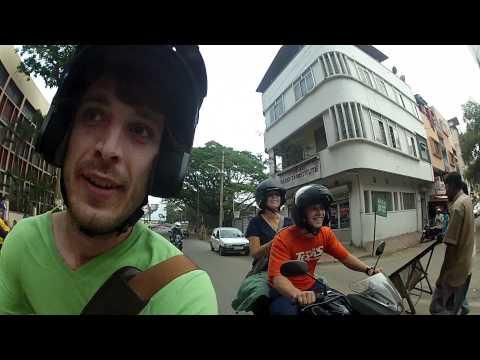 Bangalore Scooter Adventure