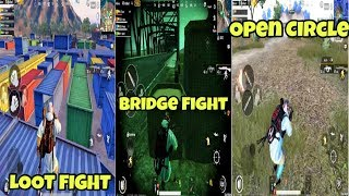 GeorgAFTERNOON - BridgeNIGHT - OpenDAY |PUBG MOBILE DAY/NIGHT