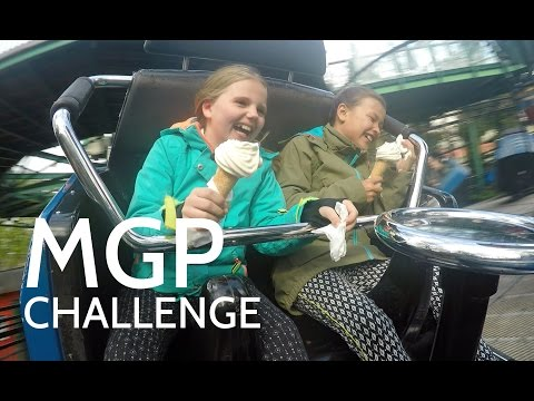 Tivoli MGP Challenge: Froja & Sarah vs. Ida
