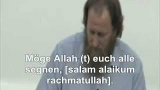 Warum lässt Gott das Leiden zu? - Sheikh Abdur Raheem Green ( Deutscher Untertitel )