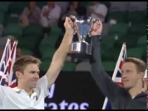 Peers And Kontinen Win Their First Grand Slam Title
