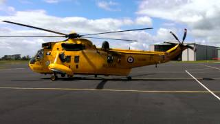 RAF Westland Sea King HAR3