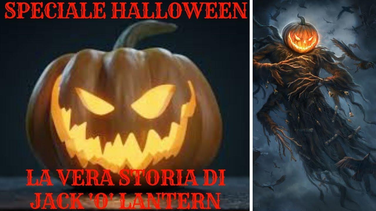 Halloween Storia Vera.Speciale Halloween La Vera Storia Di Jack O Lantern Creepy Moment Youtube